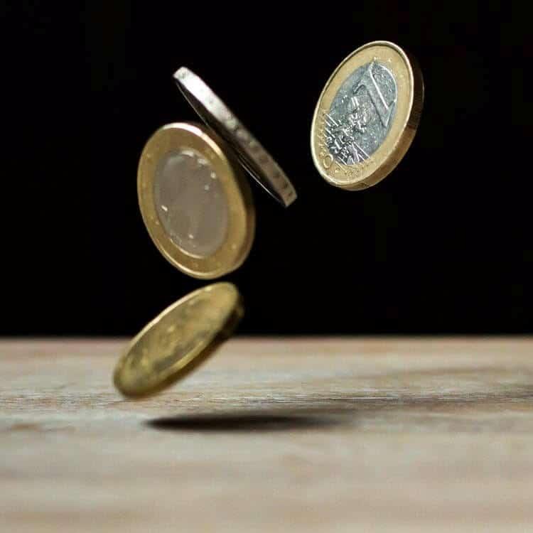 pièces de 1 euro