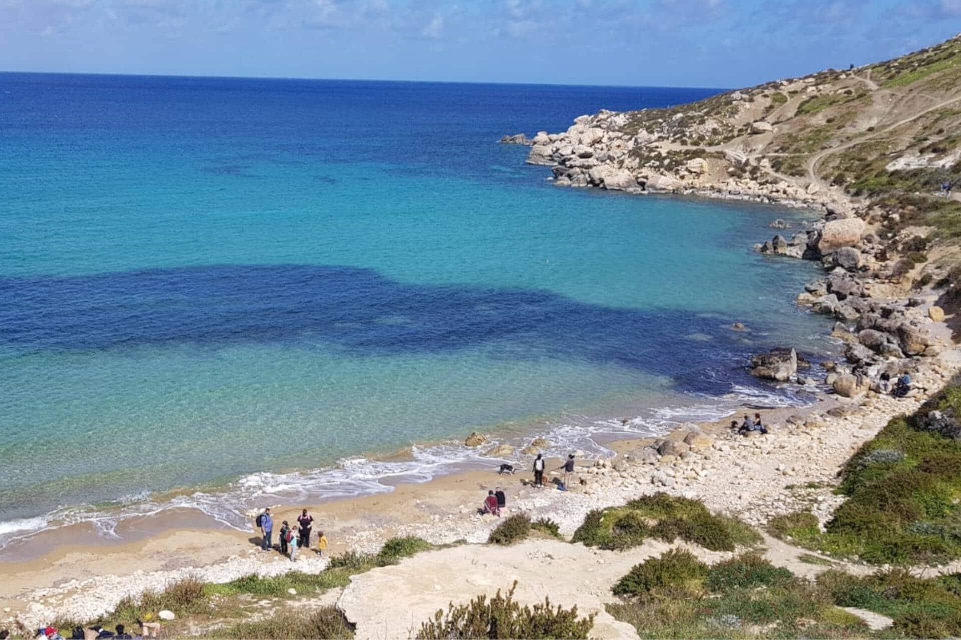 Summer 2021 : notre top des plus belles plages de Malte & Gozo !