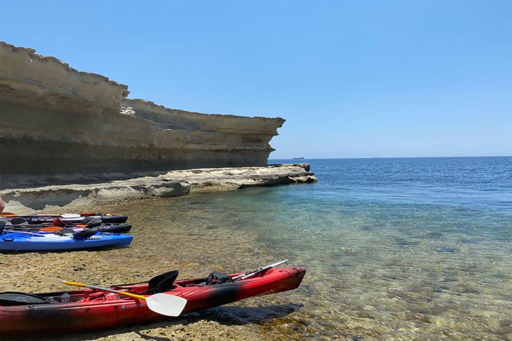 Les activités nautiques et outdoor à faire à Malte