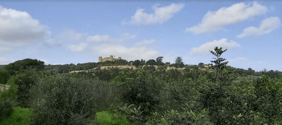Dingli à Malte