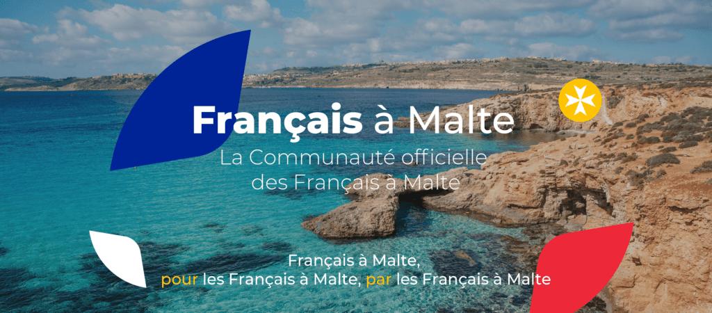 Logo Français à Malte