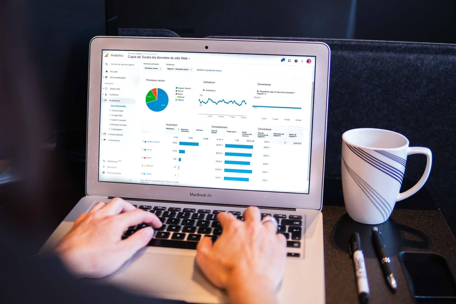 Marketing digital & Ecommerce - Formation incluse à l'embauche